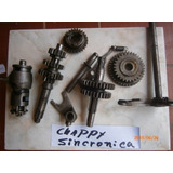 Repuestos Varios De Caja De Moto Chappy Sincronica
