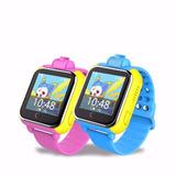 Reloj Celular Android Localizador Gps Con Cámara Para Niños