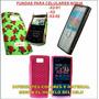 Funda Nokia X2-01 X2 X3-02 Protector Silicona Tpu