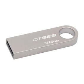 Pendrive Kingston 32gb Data Metalizado Original Tienda !