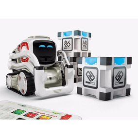 Robot Interactivo Anki Cozmo, Capaz De Jugar Y Aprender