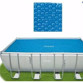 Cubierta para alberca rectangular en mercado libre m xico for Piscina desmontable rectangular 3x2