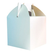 Cajita Feliz 1 Sublimable X 100u Packaging Sublimar Cfz1