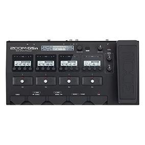 Zoom G5n Procesador De Efectos Múltiples Para Guitarristas