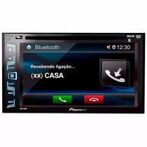 Dvd Player Pioneer Avh-298bt Bluetooth Usb 2 Din