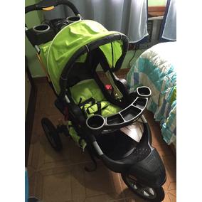 Carrinho Jeep Liberty + Bebê Confort Pég Perego Tri Fix