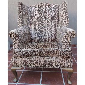 Sillon berger antiguo sillones antiguos en mercado libre for Sillones clasicos ingleses
