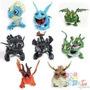 Promo X8 Muñecos Como Entrenar A Tu Dragon 2 Chimuelo Torta