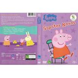 8 Dvds Peppa Pig - Coleção Infantil, Natal, Bolhas, Pipa