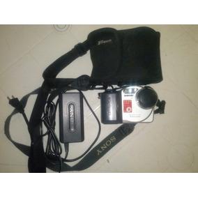 Camara Fotografica. Sony Mvc-cd350 3.2 Mega Pixels