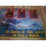 Album La Guerra De Chile Contra El Peru Y Bolivia 1979