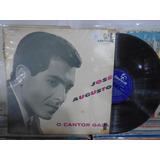 Lp - José Augusto / O Cantor Galã / Chantecler