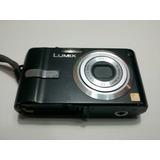 Camara Panasonic Fx12 Usada Lente Leica Bateria De Litio