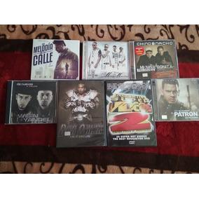 Cds Reggaeton Old Wisin Yandel Daddy Yankee Tony Dize Don O