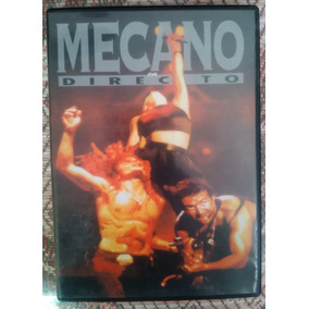 Mecano - Directo Dvd - Zmcjca
