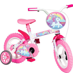Bicicleta Aro 12 Magic Rainbow