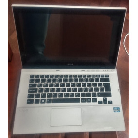 Notebook Sony Vaio I5- 4gb Ram- Touch Screen