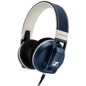 Fone De Ouvido Sennheiser Urbanite Denin Headphone Dobrável