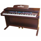 Piano Digital 88 Teclas Midi Meistehaft