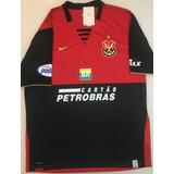 6c255cf7d2 Flamengo Rj Nike 2008 Remo  10 Tam.gg Nova Com Etiquetas