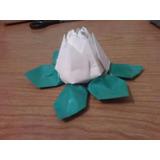 Souvenirs Origami Flor De Loto Decoracion.