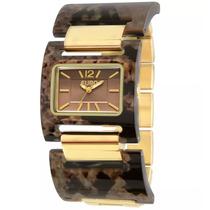 Relógio Feminino Euro Bracelete Eu2035lxa/4m - ( Nfe )