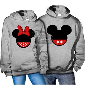 Gratis Envio! 2 Sudaderas Novios Parejas Mickey Minnie 02