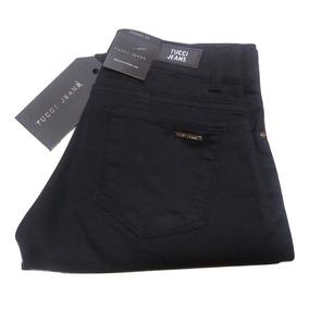 Jeans Mujer Tucci Elastizados Chupin