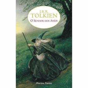 Livro - O Senhor Dos Anéis - Volume Único #