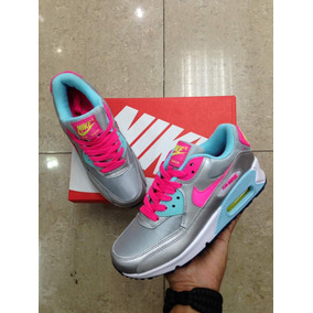 Nike Air Max 90 Originales De Damas