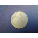 Moneda Conmemorativa Un Ruble De Rusa (muy Escasa) Cambio