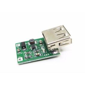 Conversor Regulador De Tensão Dc-dc 5v Usb Step-up
