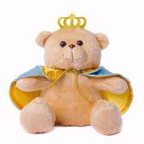 Ursinho De Pelúcia Príncipe Infantil Para Crianças Mini