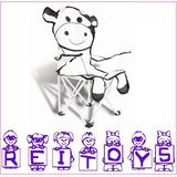 Cadeira Infantil Vaquinha Dobrável C/ Apoio De Braço - Capri