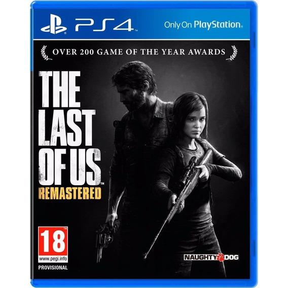 The Last Of Us Remasterizado Juego Ps4 Físico Espa?ol Full