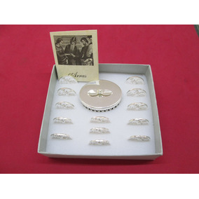 Arras Matrimoniales En Chapa De Oro De 14 Kilates.