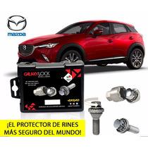 Birlos De Seguridad Mazda Cx 3 - Envío Gratis!