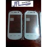 Tactil Zte E850 Negro Y Blanco
