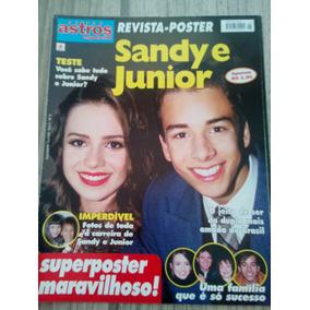 Poster-revista Sandy E Junior