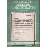 Revista De Derecho Administrativo 1991 - Cassagne - Depalma