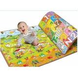Tapete Infantil Bebe Portatil 5mm Temico Decorativo Interati