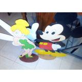 Figura Mdf De Mickey Mouse ( Solo Me Queda Mickey )