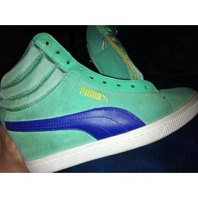 zapatillas vans con taco