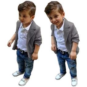 Blazer Infantil Social Roupa Menino Casamento Luxo Envio 24h