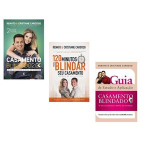 Kit Livros Casamento Blindado 2.0 + 120 Minutos + Guia #