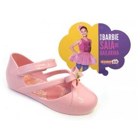 1c39e66d9 Sapatilha Infantil Grendene Barbie Ballet Meninas - Sapatos no ...