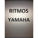 Ritmos Yamaha Escoge Solamente Los Que Te Gusten A $10