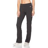 Spalding Pantalón Slim Fit Para Mujer, Charcoal Heather,...