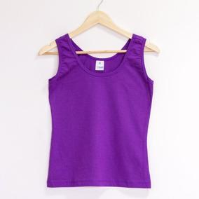 Camiseta Regata Feminina Camisa Atacado 100% Algodão Preç At