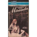 Miranda Vhs Tinto Brass Serena Grandi Bertolucci